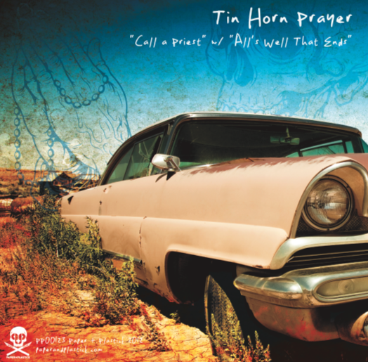 Rob Huddleston / Tin Horn Prayer - Split