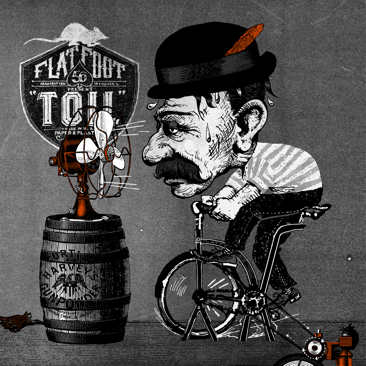 Flatfoot 56 - Toil 12