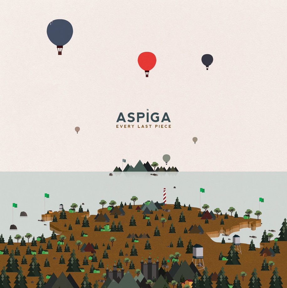 Aspiga - Every Last Piece