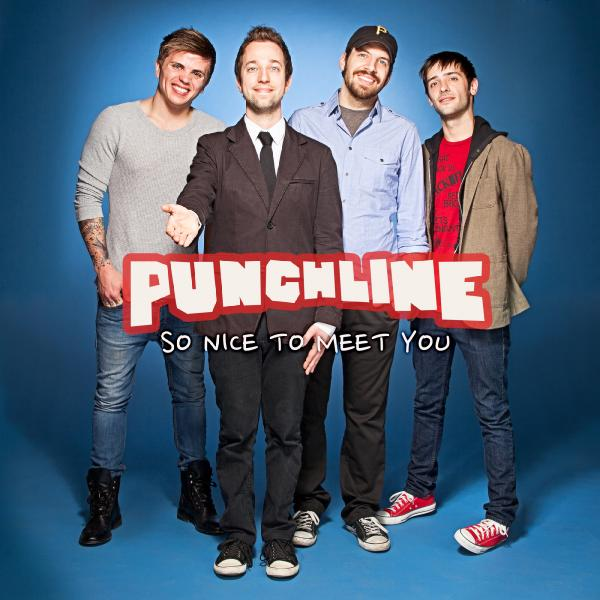Punchline - So Nice To Meet You 12