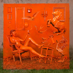 Diamond Youth - Orange