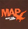 MAP - TS logo bordeaux