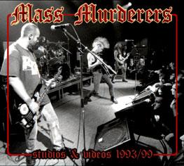 Mass Murderers - CD + DVD
