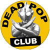 Dead Pop Club - badge