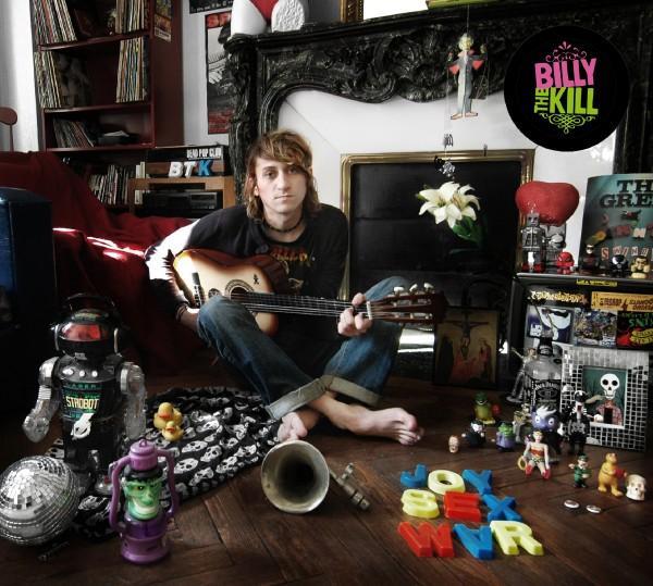 Billy The Kill - joy sex & war