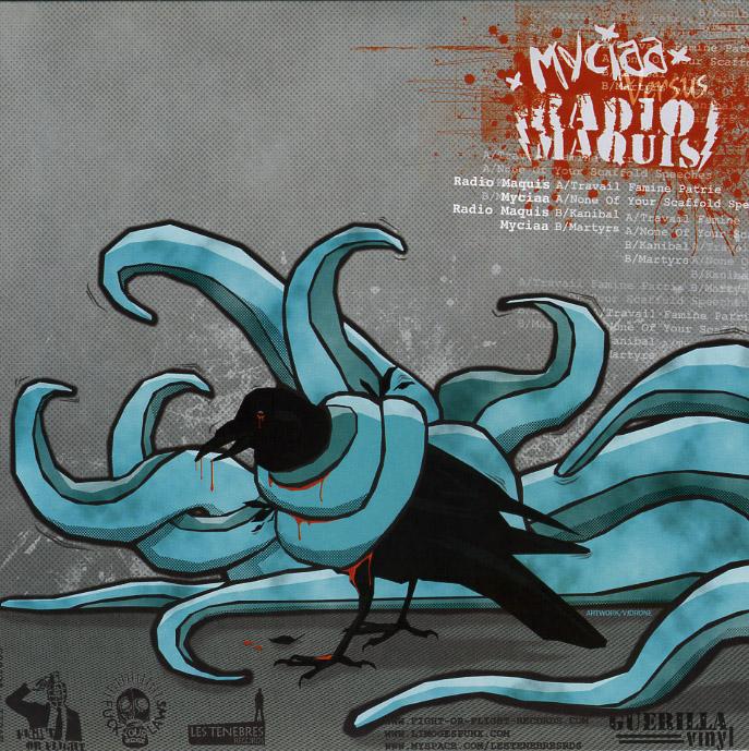 Radio maquis + Myciaa - split