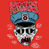 BRIXTON ROBBERS - TS officer rouge