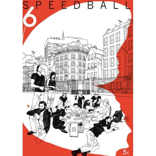 Speedball #6 - punk et chaos