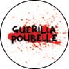 Guerilla Poubelle - badge blood