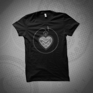 Slingshot Dakota - Dark Hearts T-Shirt