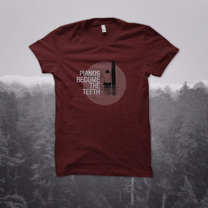 Pianos Become The Teeth - Dock T-Shirt