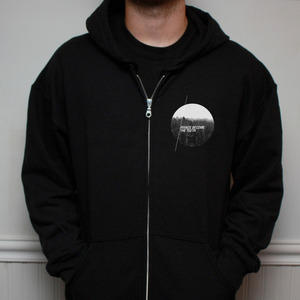 Pianos Become The Teeth - Empty Bed Zip Up Hoodie