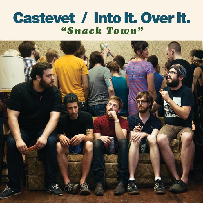 Topshelf Records Into It Over It Cstvt Snack Town
