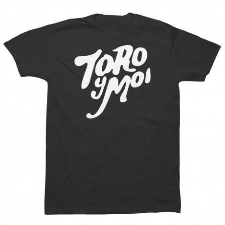 Carpark Records Toro Y Moi T Shirt Black