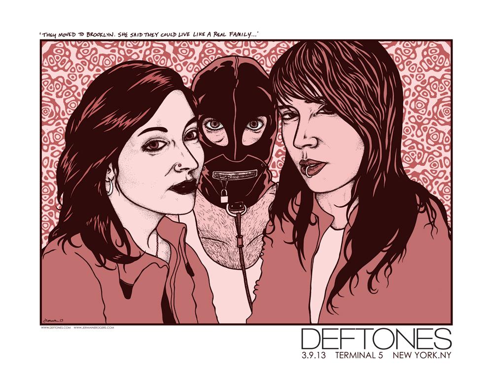DEFTONES (NY 2013)!