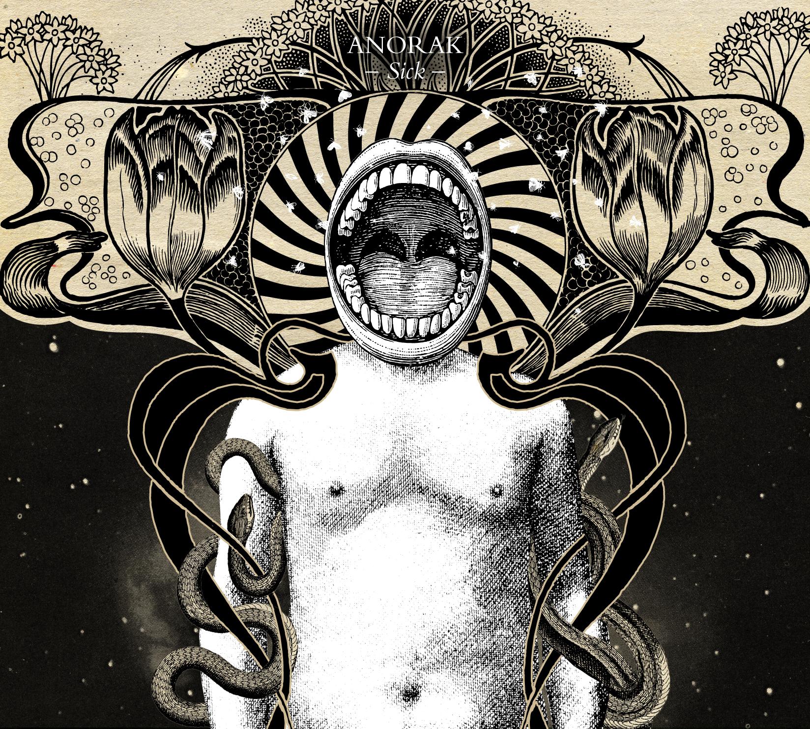 ANORAK Sick LP + CD