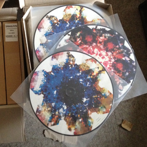 UNFOLD Cosmogon Picture LP & CD