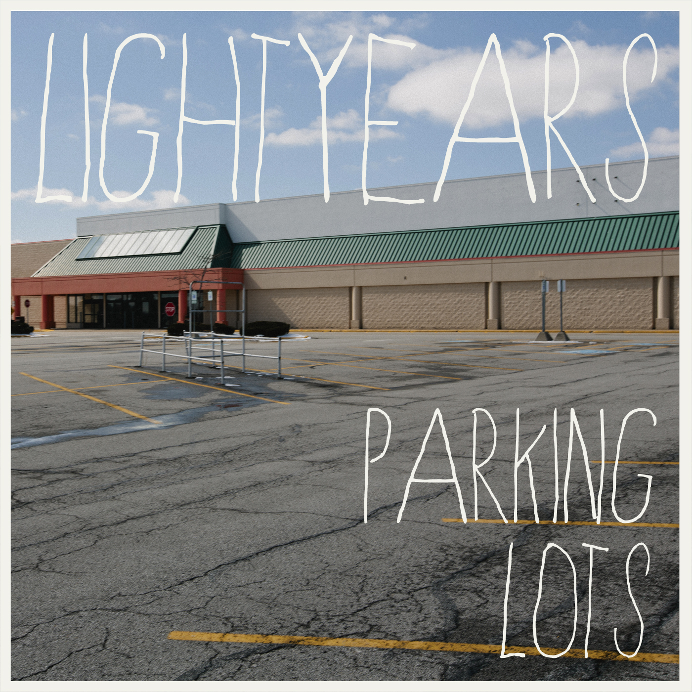 Light Years - Parking Lots EP