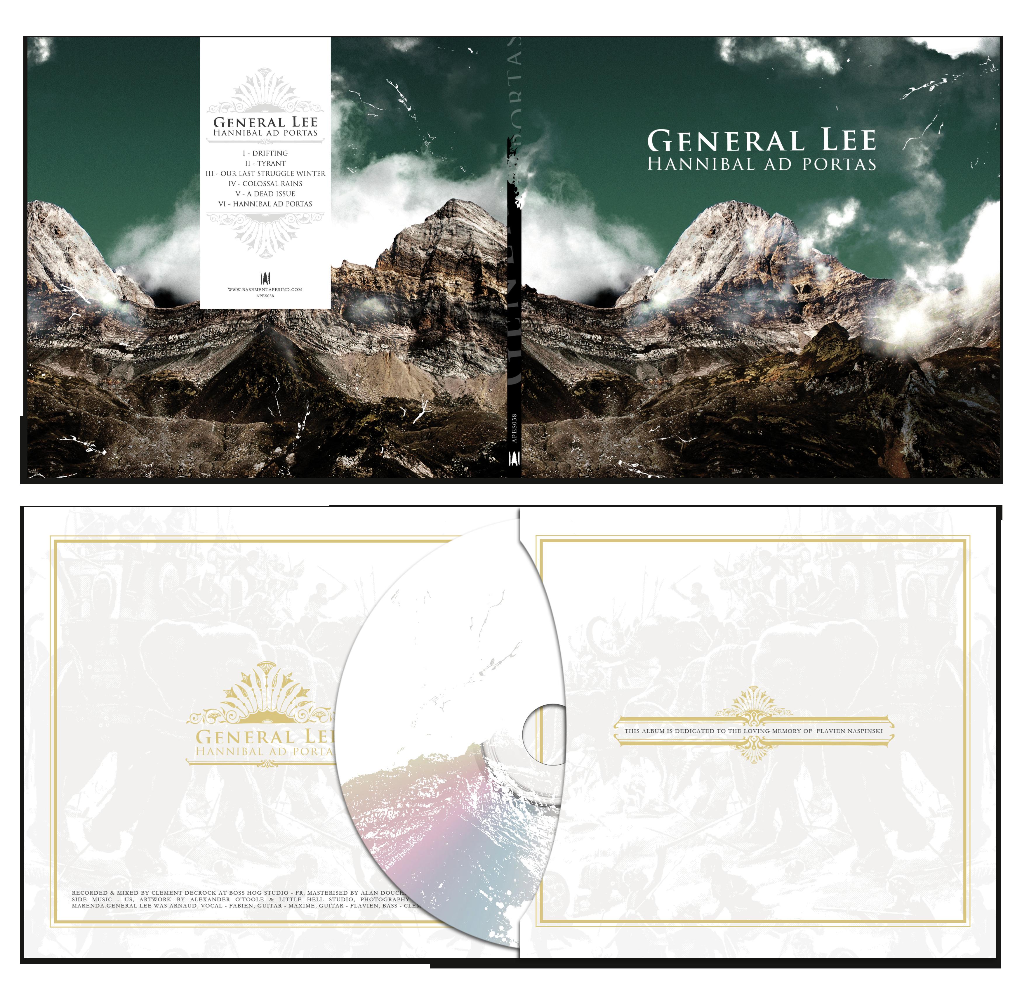 GENERAL LEE Hannibal ad Portas LP & CD