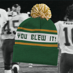 You Blew It! - You Blew It! Knit Hat