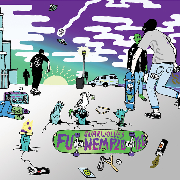 Gnarwolves - Funemployed
