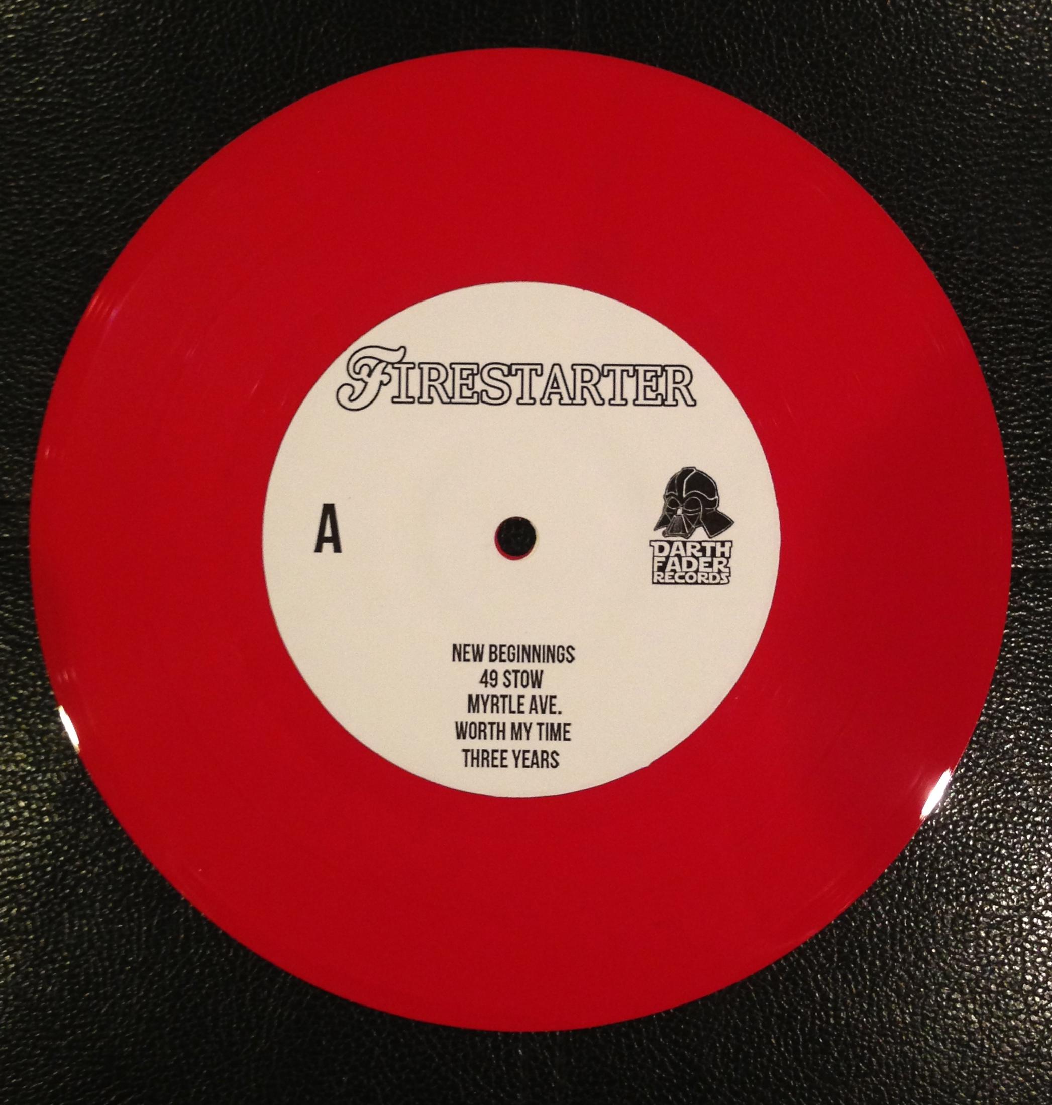 Darth Fader Records - Firestarter