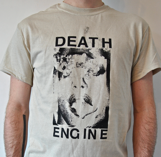 DEATH ENGINE Amen 10''