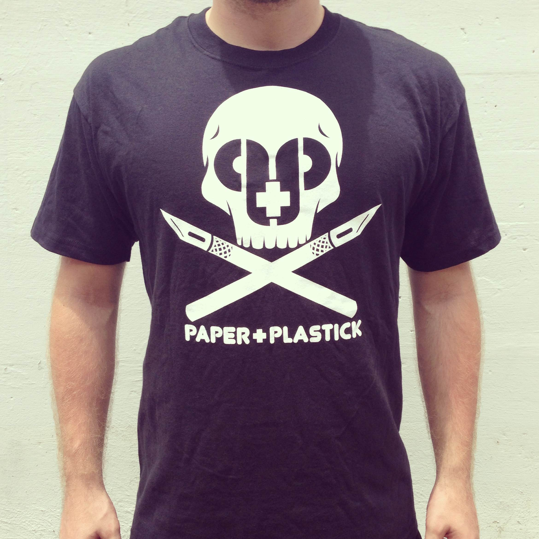 Original P+P Skull T-Shirt