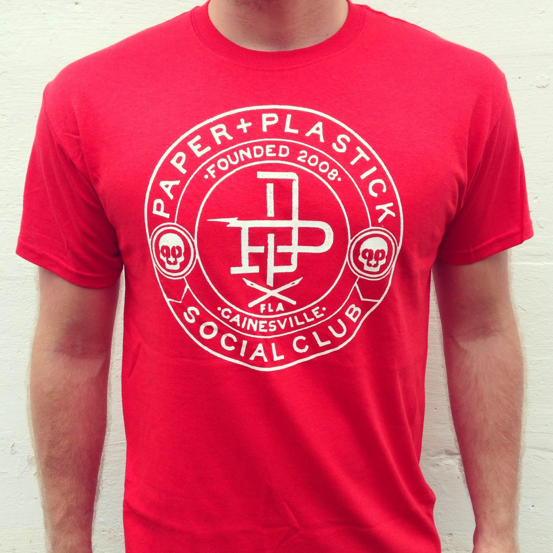 P+P Social Club T-Shirt