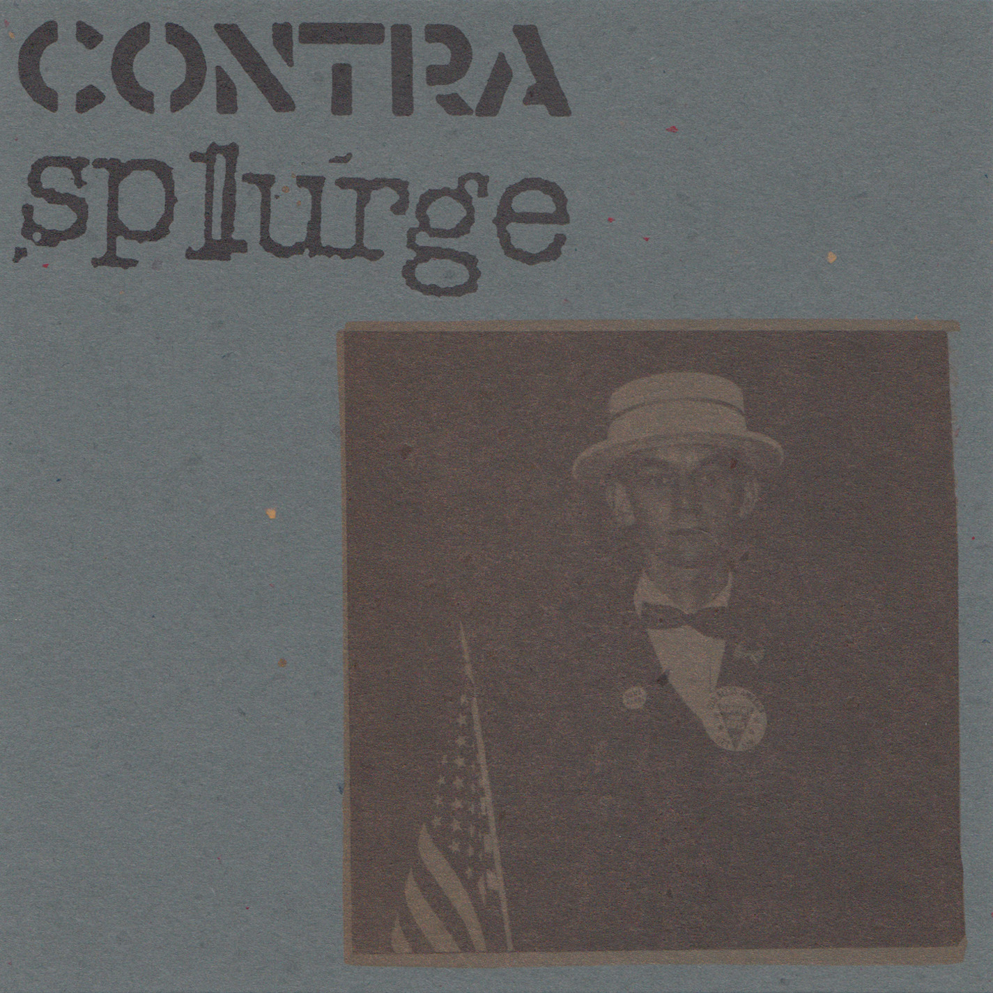 CONTRA / SPLURGE split CD / DL