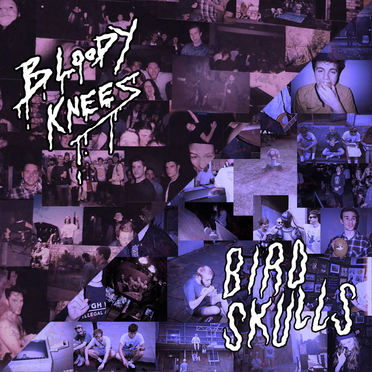 Birdskulls / Bloody Knees 7