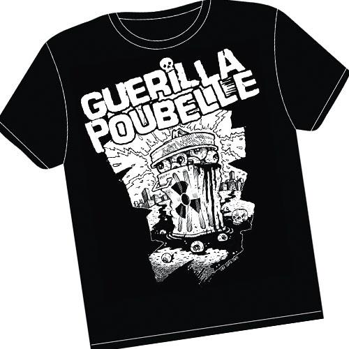 Guerilla Poubelle - TS Poubelle
