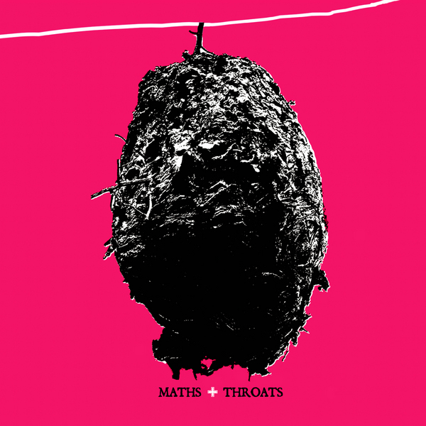 Maths / Throats - Split LP