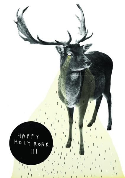 Happy Holy Roar Volume 3
