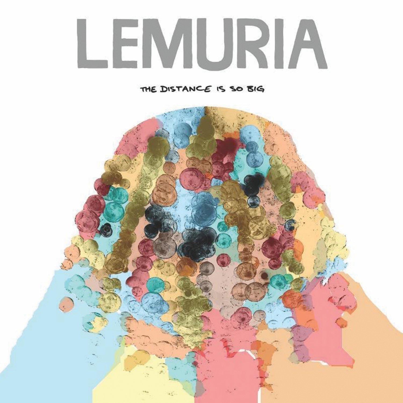 Lemuria - The Distance Is So Big LP