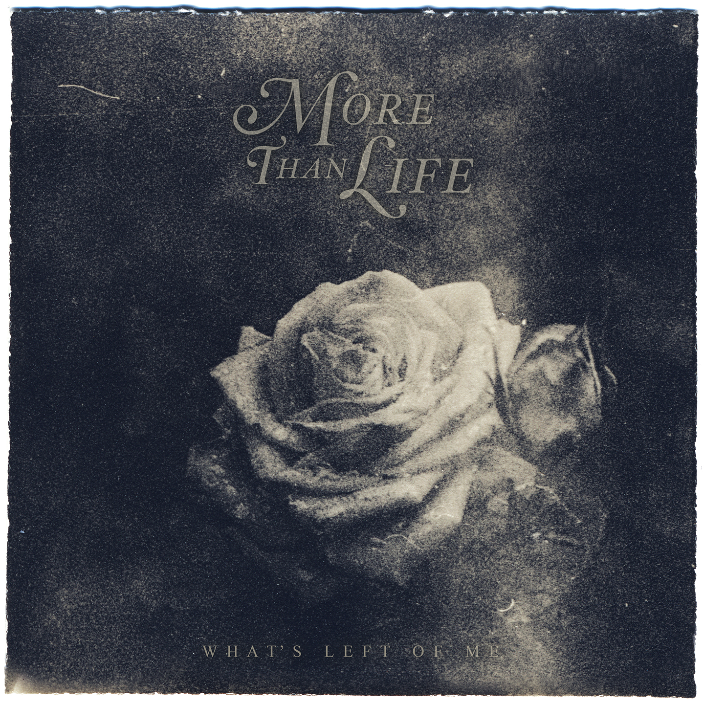 More Than Life - 'What's Left Of Me'