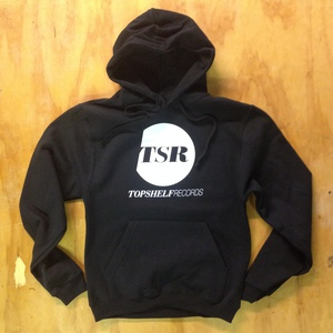 Topshelf Records - Alternate logo pullover hoodie