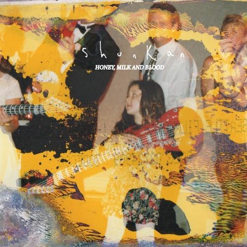 Shunkan - Honey, Milk and Blood EP
