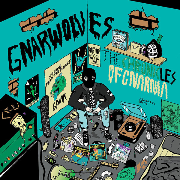 Gnarwolves - Chronicles of Gnarnia