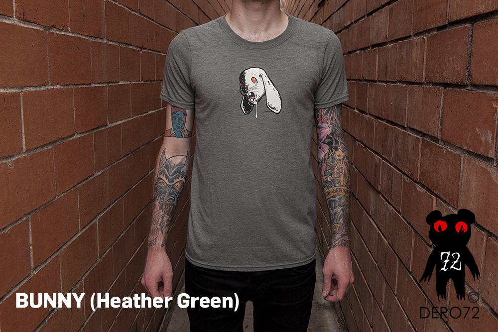 BUNNY T-Shirt (All Sizes / Colors)