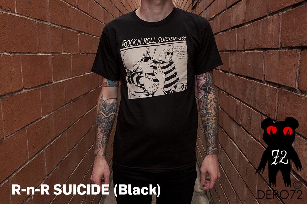 ROCK-N-ROLL SUICIDE T-Shirt
