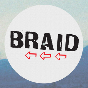 Braid - No Coast Slipmat