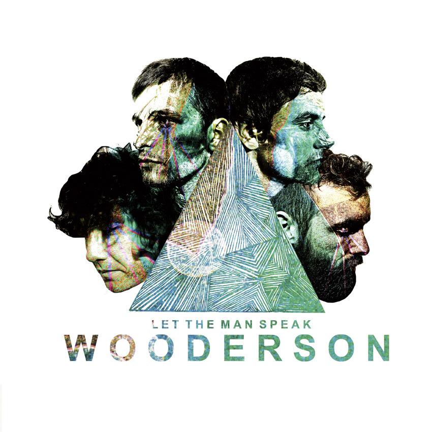 Wooderson - Let the Man Speak LP