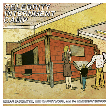 CELEBRITY INTERNMENT CAMP s/t CD