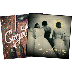 Cayetana - Nervous Like Me LP + Hot Dad Calendar 7