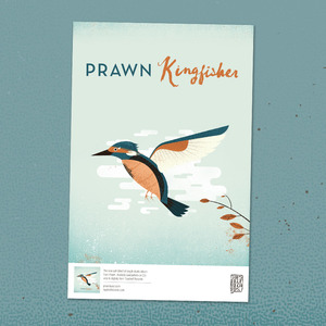 Prawn - Kingfisher Poster