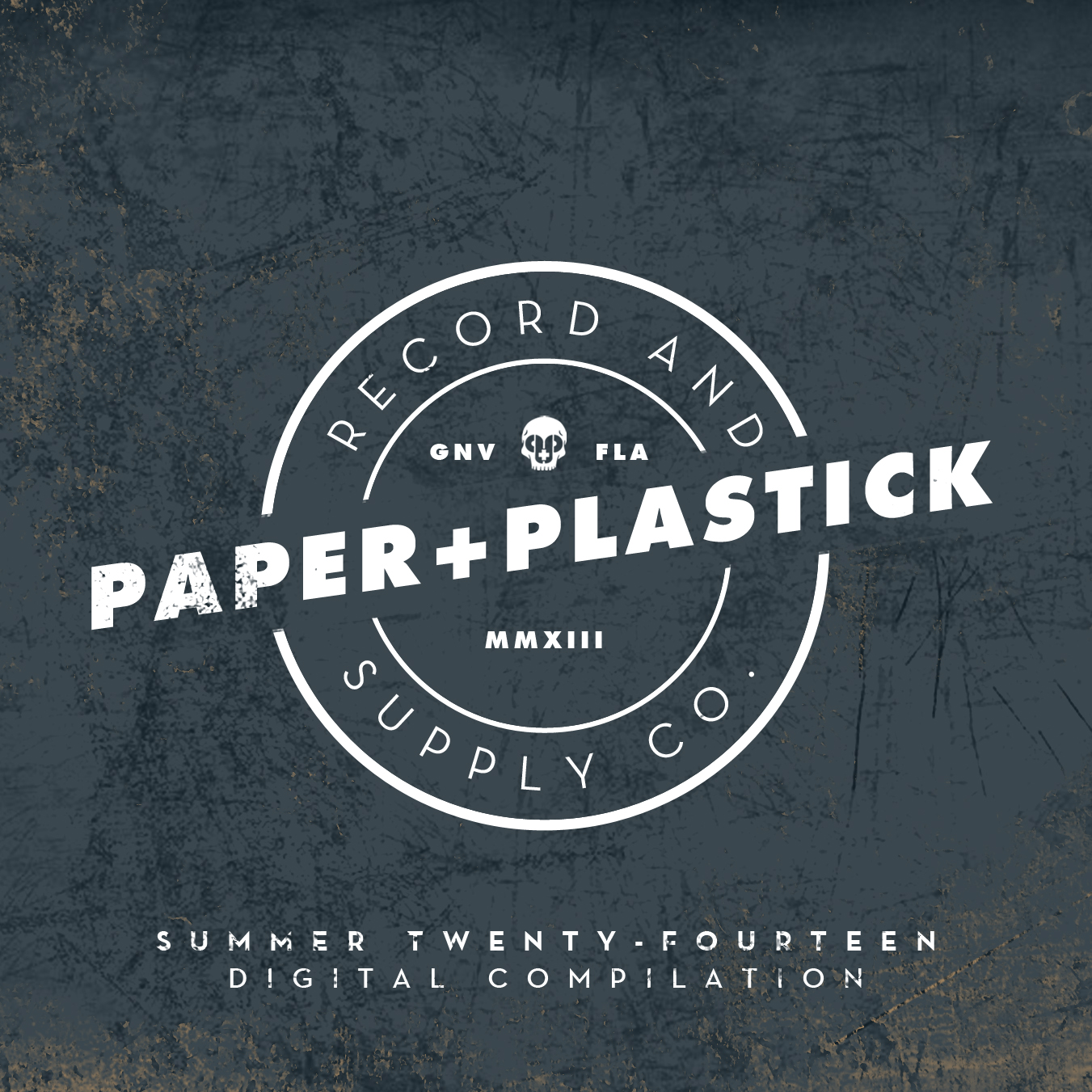 Paper + Plastick Summer Digital Compilation 2014
