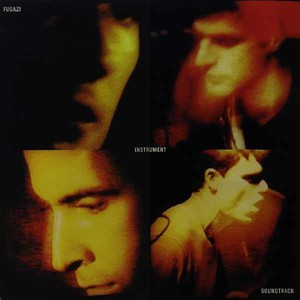 Fugazi - Instrument Soundtrack LP/CD