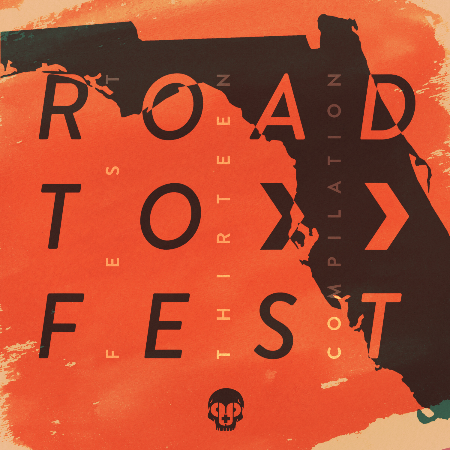 Paper + Plastick's Road To Fest Compilation
