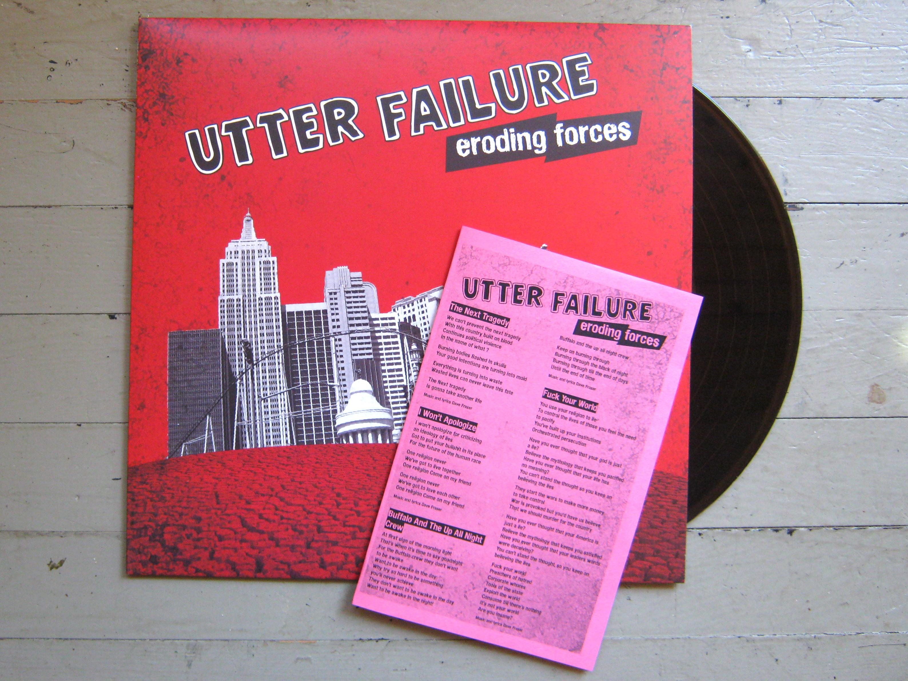 UTTER FAILURE